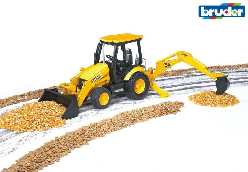 JCB MIDI CX Backhoe Loader 1:16 - Bruder