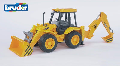 JCB 4CX Backhoe Loader 1:16 - Bruder