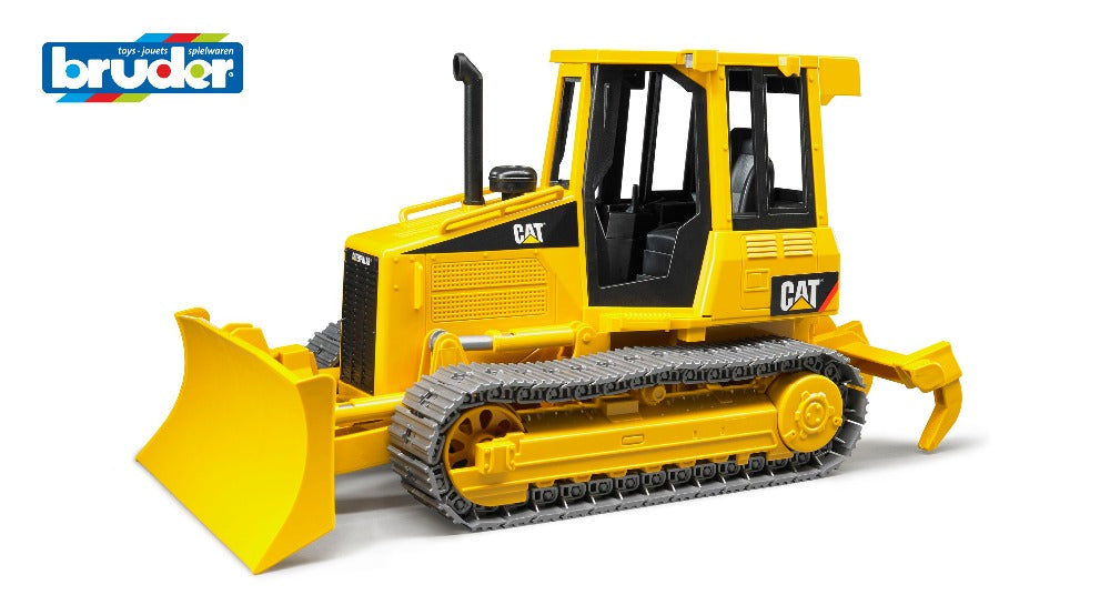 Caterpillar Track Type Tractor w/ripper 1:16 - Bruder