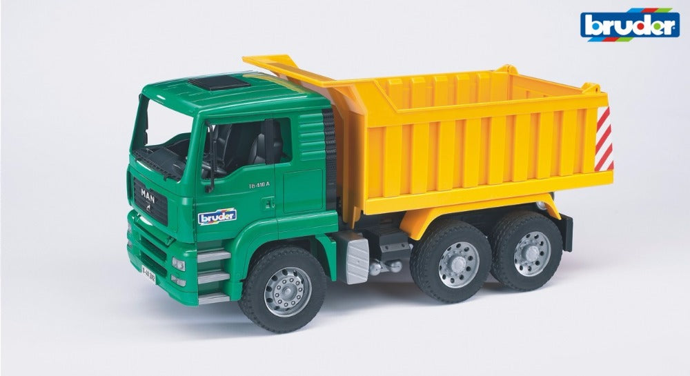 MAN TGA Tip Up Truck 1:16 - Bruder