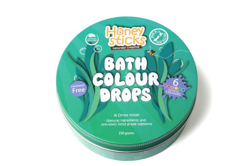Bath Colour Drops - Honeysticks