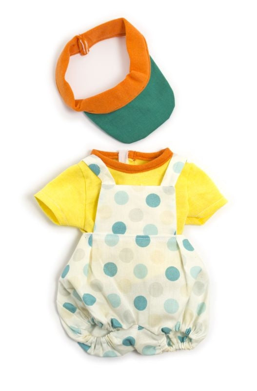Summer Jumpsuit Set 38cm - Miniland