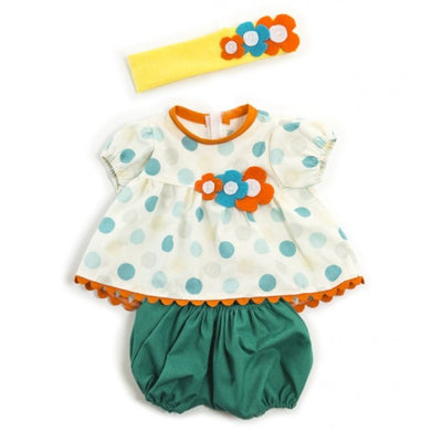 Summer Blouse Set 38cm - Miniland