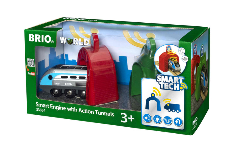 Smart Engine with Action Tunnels - Brio