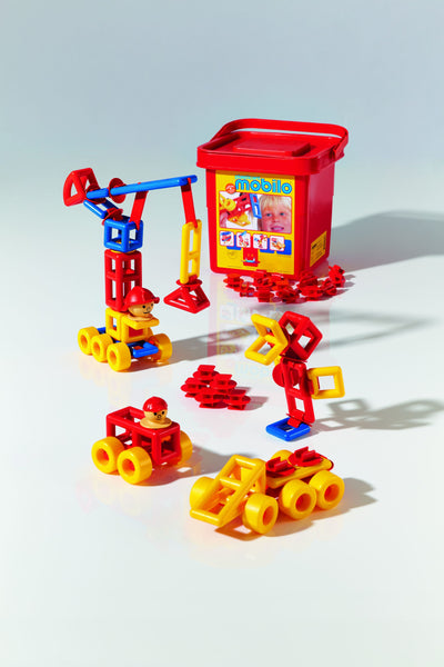 Junior Bucket - Mobilo set