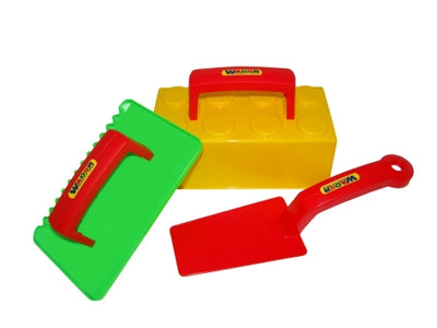 Bricklayer Set 3pcs - Wader
