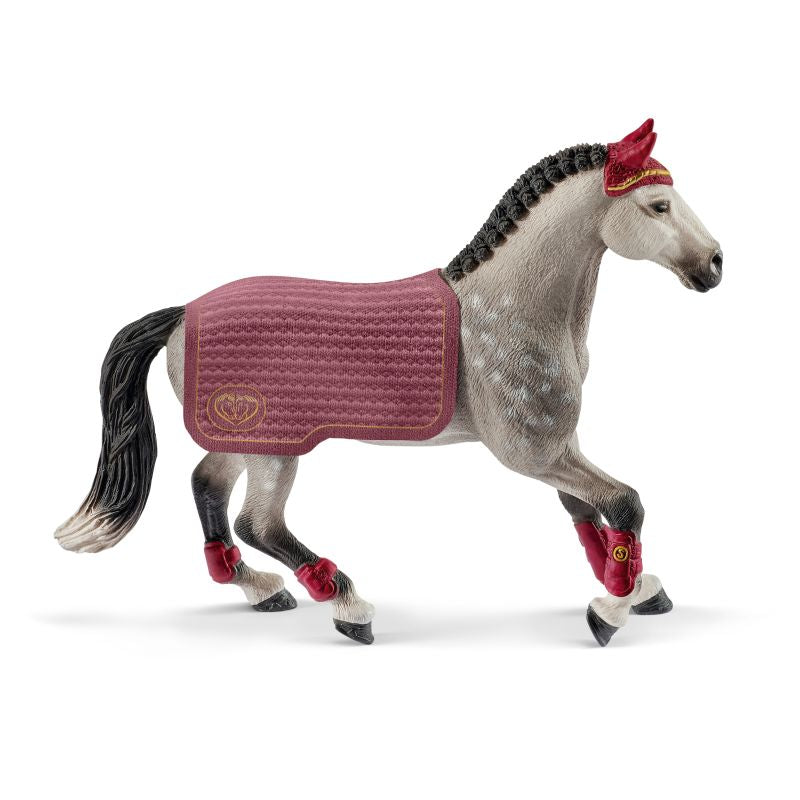 Trakehner Mare Riding Tournament - Schleich