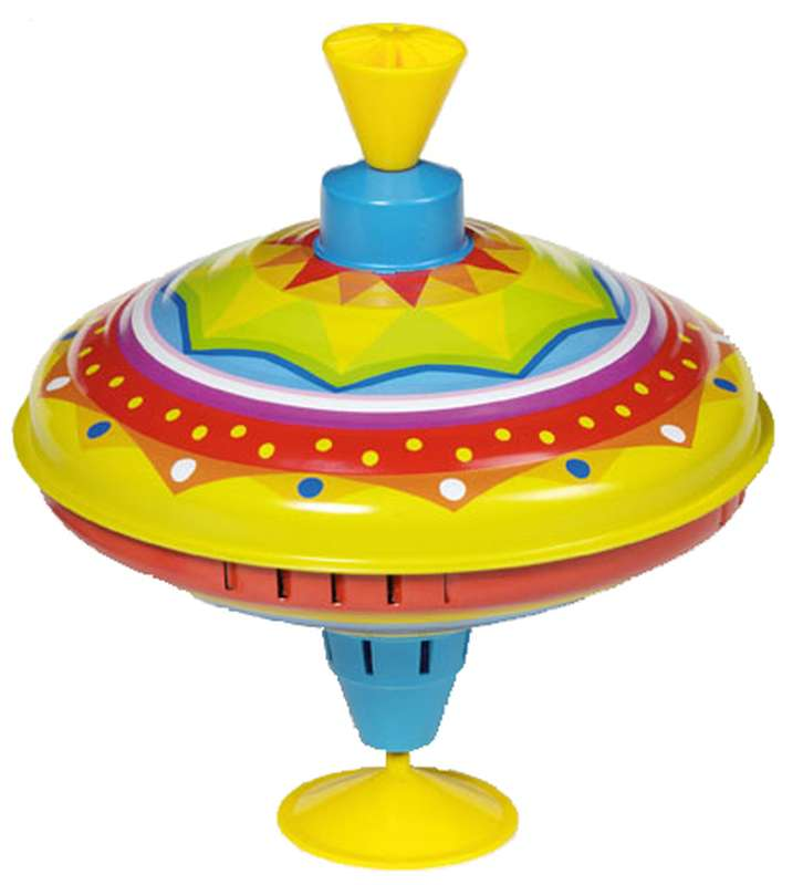 Spinning Top Yellow - Gok