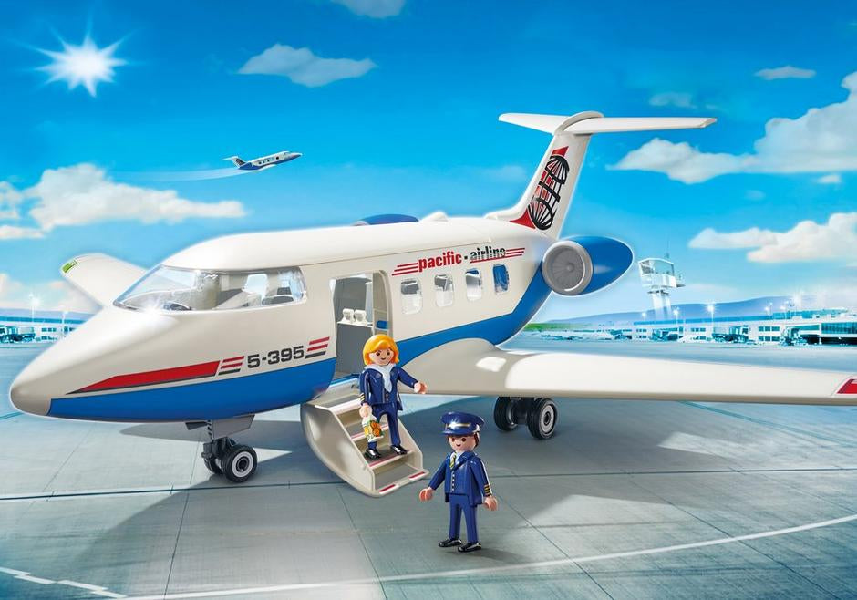 Passenger Plane - Playmobil Play