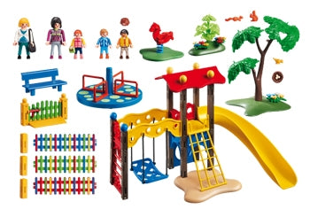 Childrens Playground - Playmobil Components