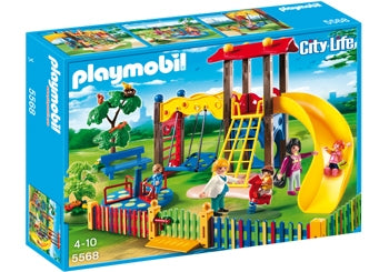 Childrens Playground - Playmobil