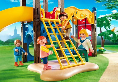 Childrens Playground - Playmobil 2