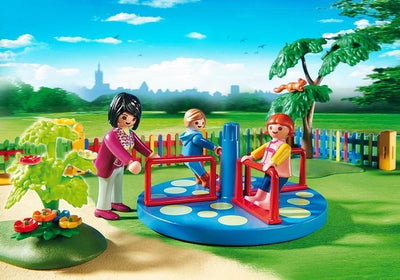 Childrens Playground - Playmobil 3