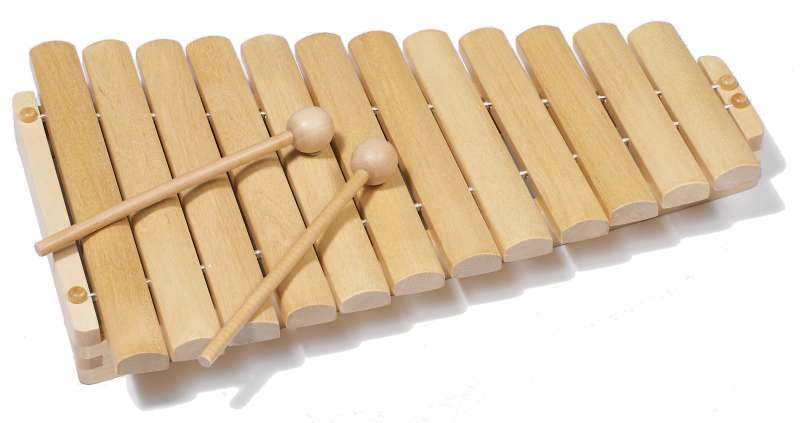 Xylophone 12 notes - Goki
