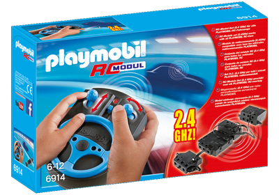 Remote Control Set 2.4GHz - Playmobil
