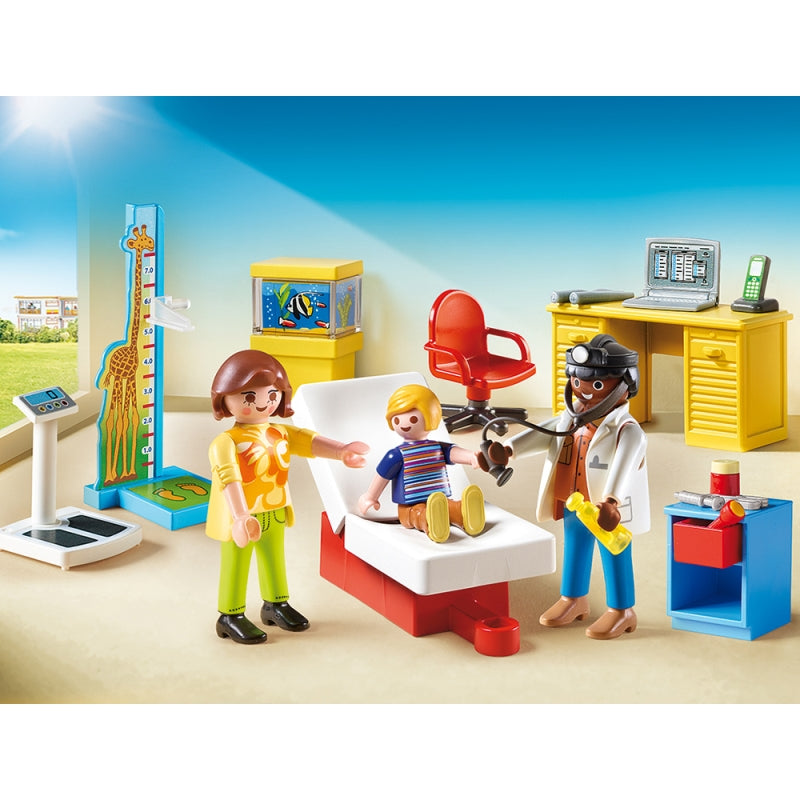 Pediatricians Office StarterPack - Playmobil