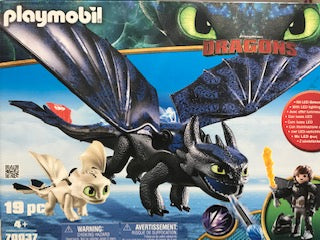 HTTYD 3 Package - Playmobil
