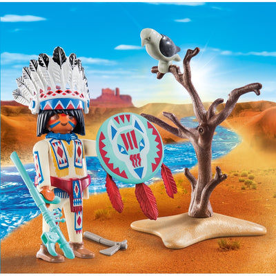 Native American Chief - Playmobil