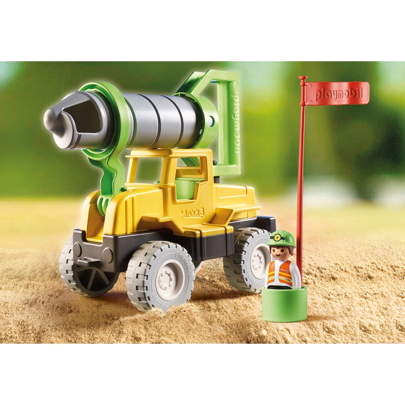 1.2.3 Sand Drilling Rig - Playmobil