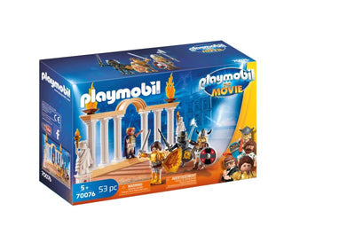 Marla in the Colosseum - Playmobil