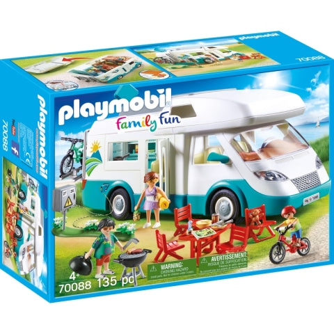 Family Camper - Playmobil