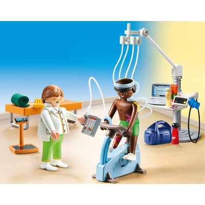 Physical Therapist - Playmobil