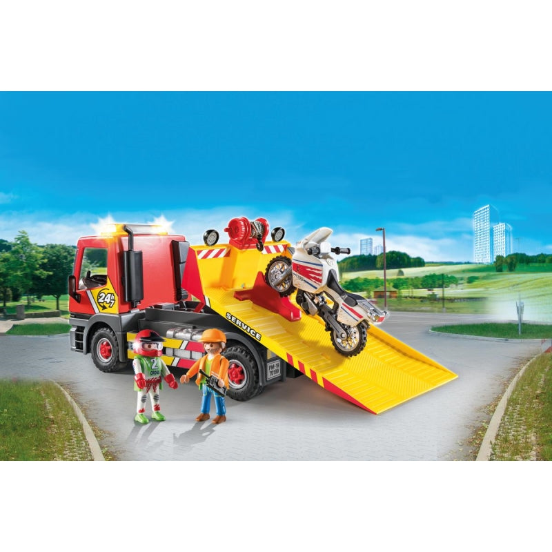 Towing Service - Playmobil