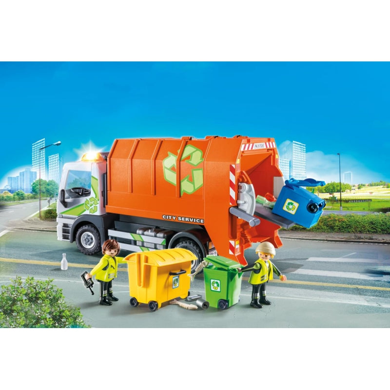 Recycling Truck - Playmobil