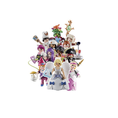 Girls Mystery Figures Series 17 - Playmobil