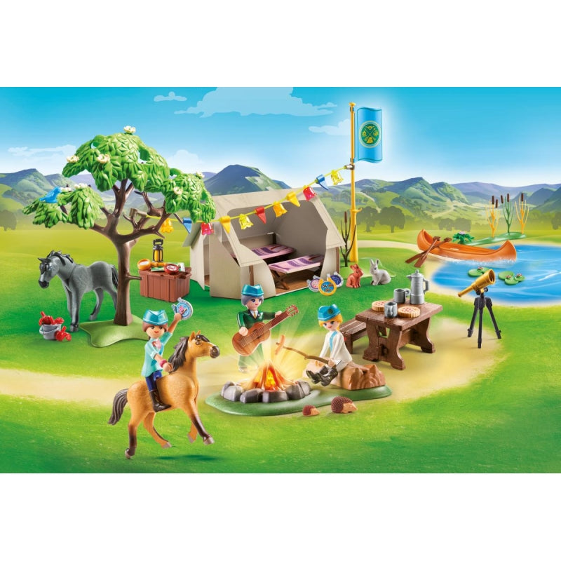Summer Campground - Playmobil