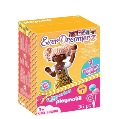 Edwina Candy World EverDreamerz - Playmobil