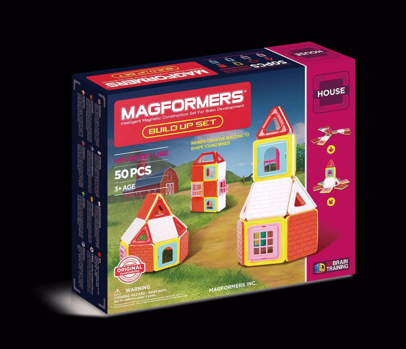 Build Up Set 50pcs - Magformers