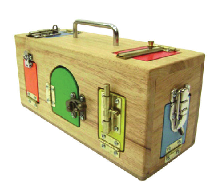 Original Lock Activity Box - Mamagenius