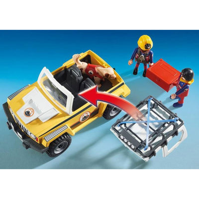 Mountain Rescue Truck - Playmobil