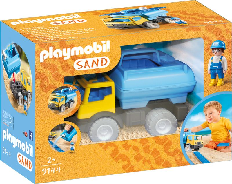 Water Tank Truck - Playmobil