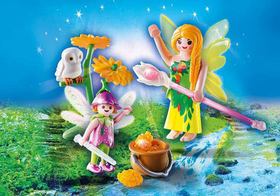 Fairies with Magic Cauldron - Playmobil