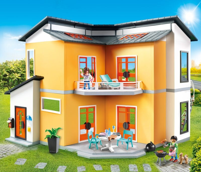 Modern Dollhouse - Playmobil