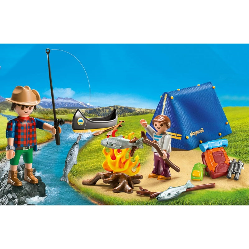 Camping Carry Case - Playmobil