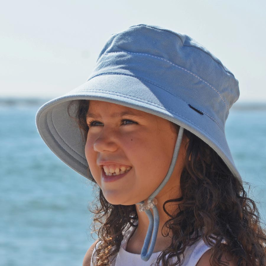 Chambray Bucket Hat - Bedhead Hats