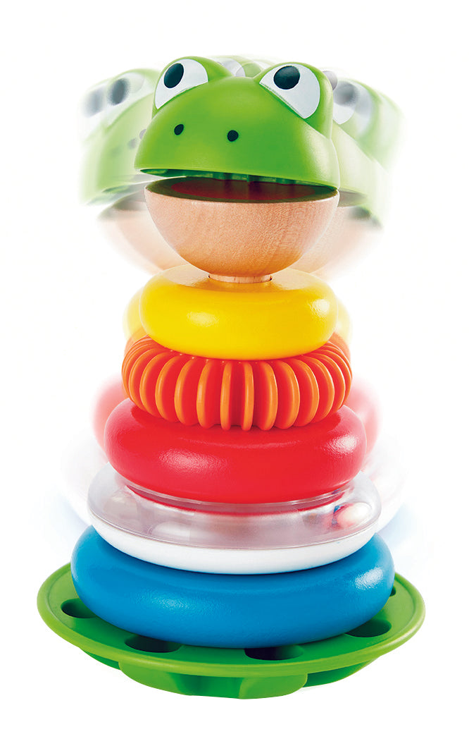 Mr Frog Stacking Rings - Hape