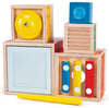 Multi Stacking Music Set - Hape