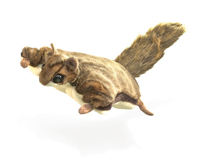 Flying Squirrel Hand Puppet - Folkmanis