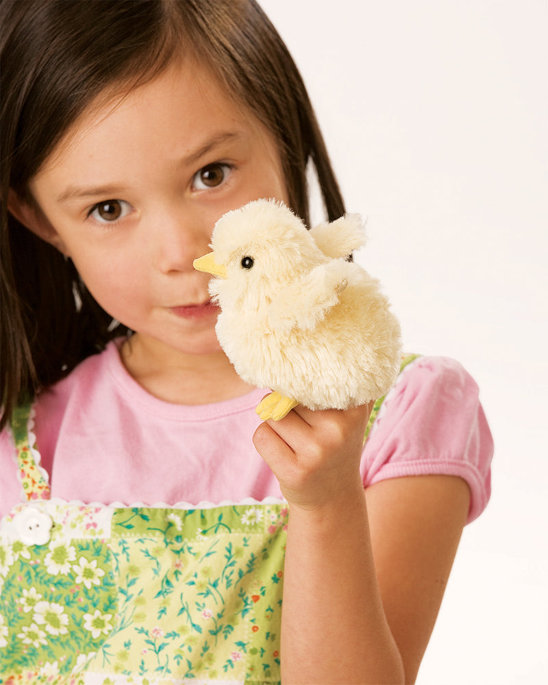 Mini Chick Finger Puppet - Folkmanis