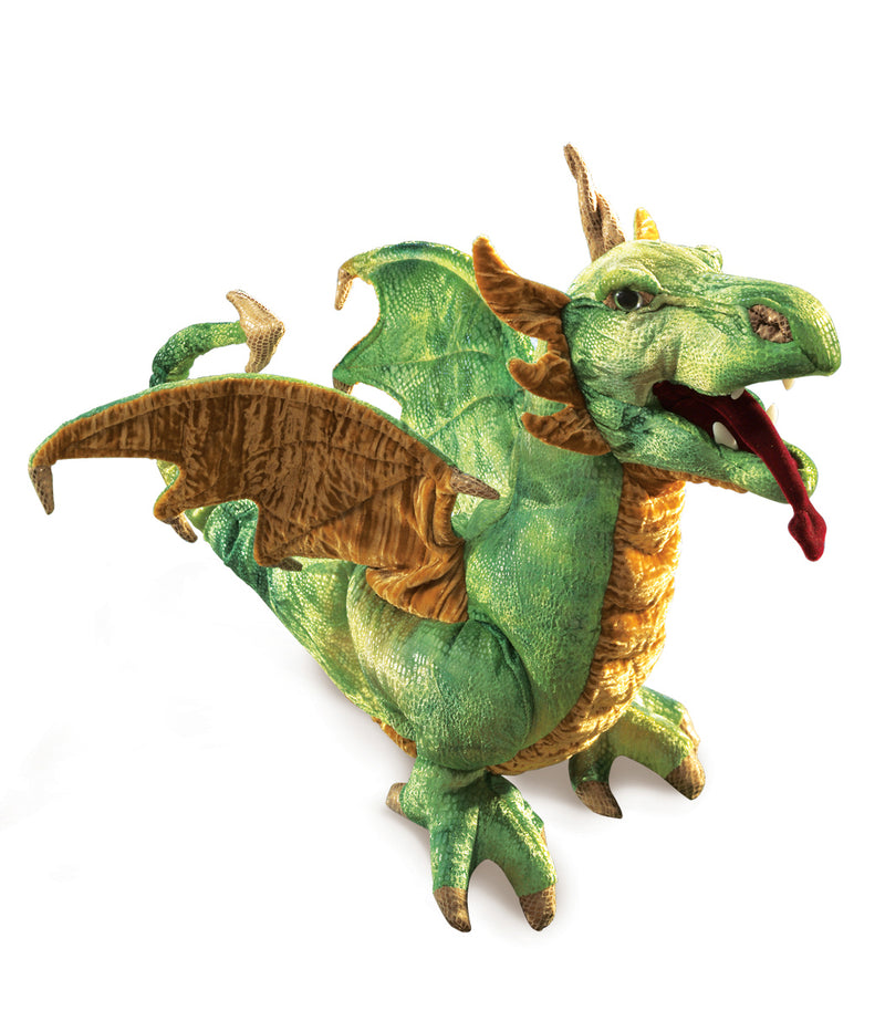 Wyvern Dragon Puppet - Folkmanis