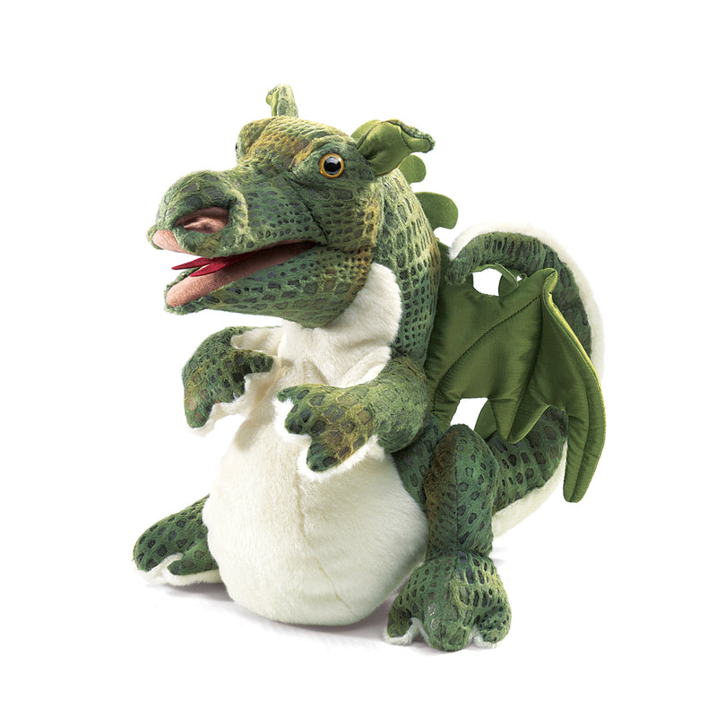 Baby Dragon Hand Puppet - Folkmanis