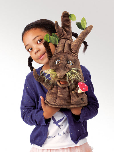 Enchanted Tree Hand Puppet - Folkmanis