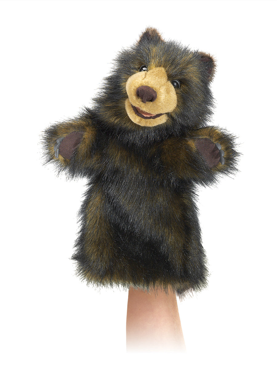 Bear Stage Puppet - Folkmanis