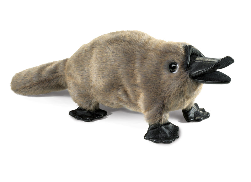 Baby Platypus Hand Puppet - Folkmanis