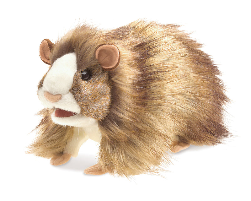 Domestic Guinea Pig Hand Puppet - Folkmanis