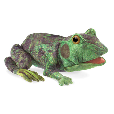 Lifecycle Frog Puppet - Folkmanis